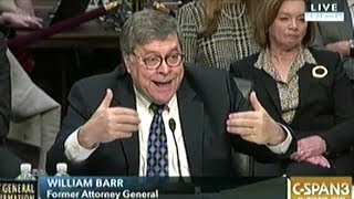 Senator Mike Lee Asks Attorney General Nominee Barr About Civil Asset Forfeiture!