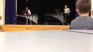 Bailey Bovenschen & Madeleine Dorst Marimba Duet