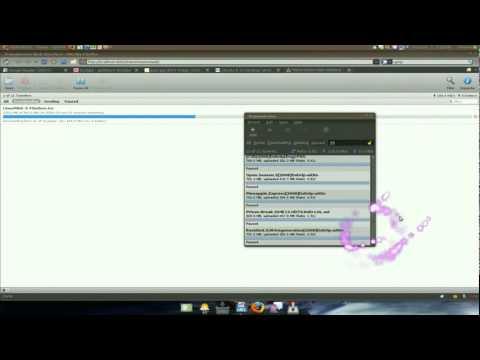 WebUI - Transmission - Ubuntu 8.10