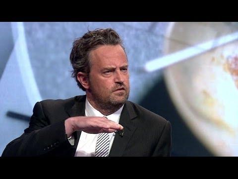 Drug Addiction: Matthew Perry vs Peter Hitchens - BBC NEWS