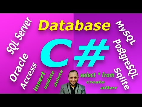 #641 C# GridView Edit Update Event Database Part DB C SHARP تعديل من جريد ويب سي شارب و قواعد البيان