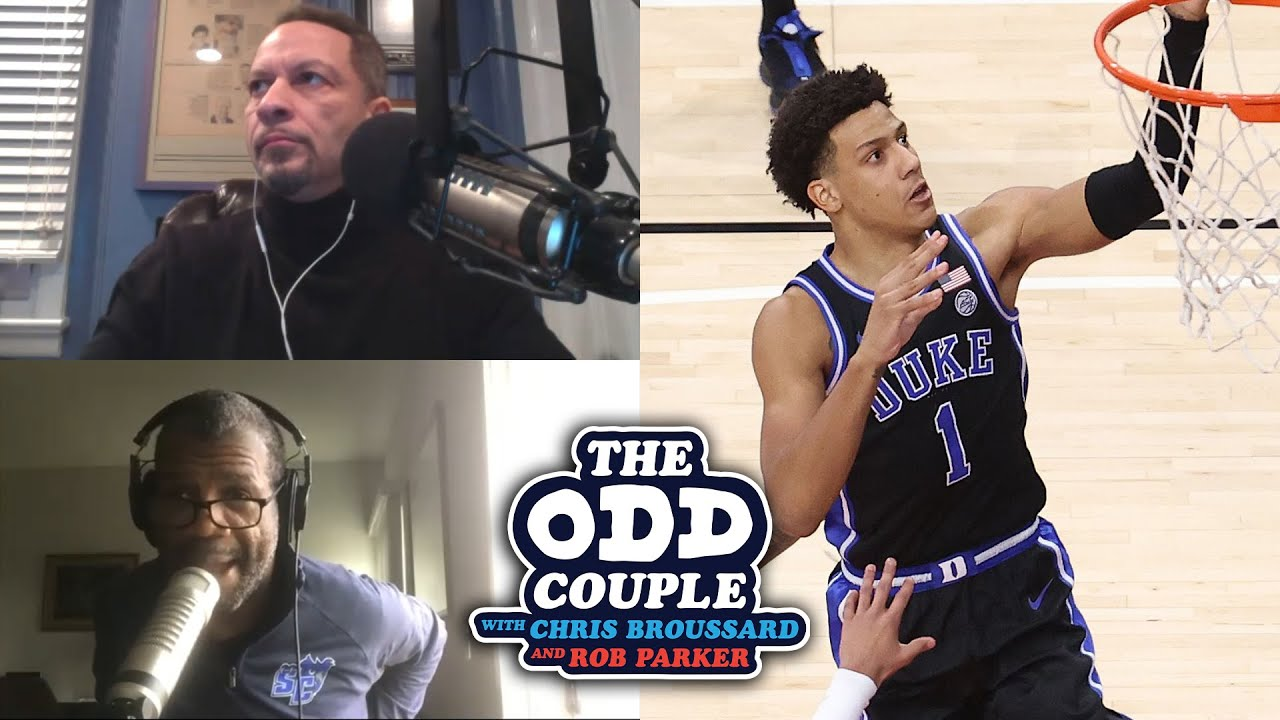 Chris Broussard & Rob Parker - Jalen Johnson is Proof College Basketball is Dead and Irrelevant