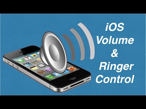iPhone Volume & Ringer Control