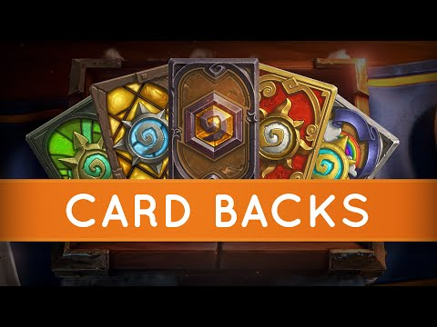 Hearthstone: Card Backs - Everything you need to know