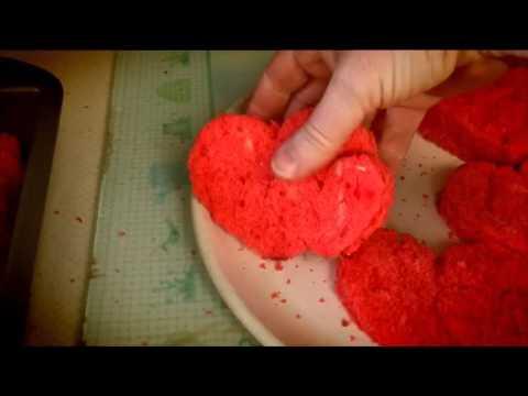 Valentine's Day Peek-a-Boo Cake