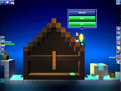 Blockheads - Building Contest - Noob House