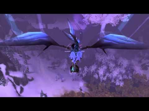 Dragonmaw Nether Drake 4.0.1 Bug