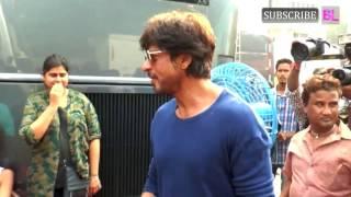Jacqueline Fernadies | Shah Rukh Khan | Hrithik Roshan | Alia Bhatt | Spotted at Mahboob Studio