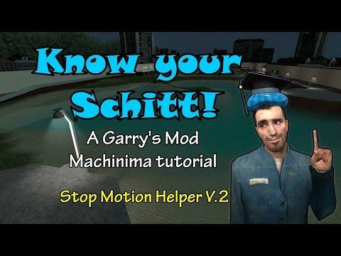 Know Your Schitt! Stop Motion Helper V.2