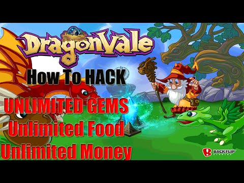 UNLIMITED GEMS AND MONEY Dragon Vale 2016 (Jailbreak)