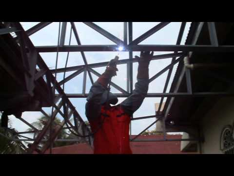 Fabricate Steel Trusses