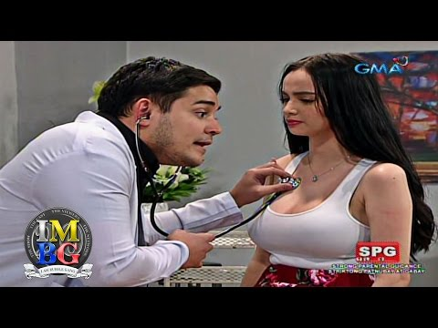 Bubble Gang: Kim Domingo sa Touch Therapy