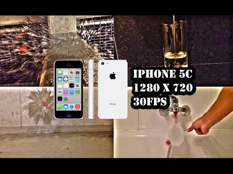SlowMotion iPhone 5C HD Video , SlomMo, SlowCam