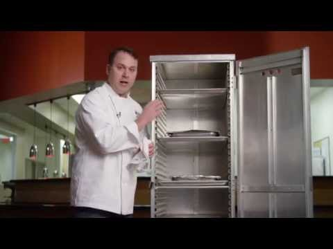 Using Sterno Chafing Fuel in Warming Cabinets/Hot Boxes