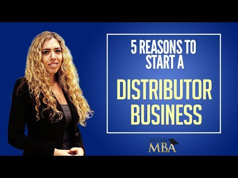 Distributor Business - How to get your product in stores
