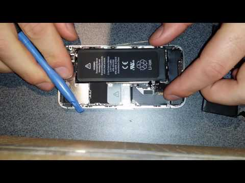 How to Change a iPhone Battery