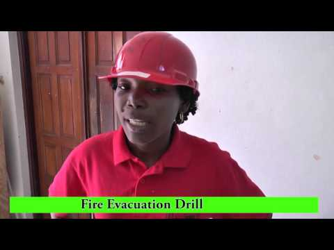 Fire Evacuation Drill......Special Report