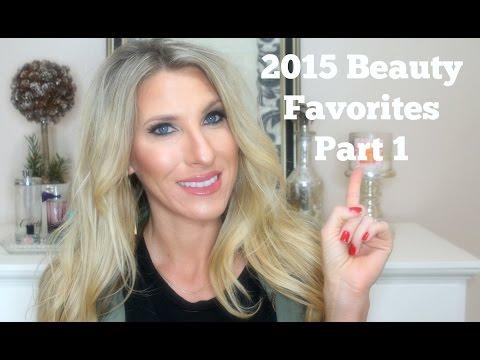 2015 Beauty Favorites Part 1 ~ Skincare + Face