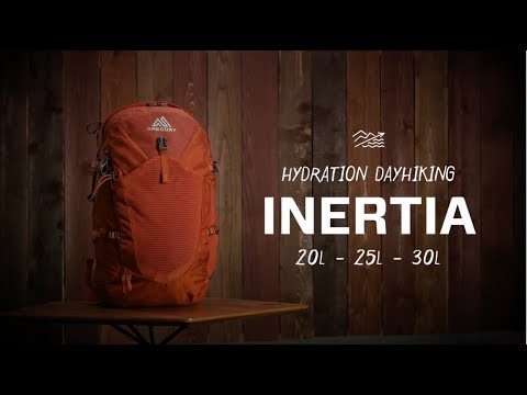 Men's Inertia   Hydration Dayhiking // Gregory Packs