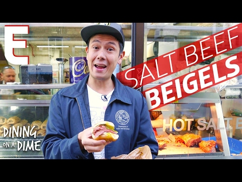 Beigel Bake's Salt Beef is the Katz's Pastrami of London — Dining on a Dime