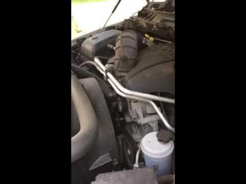 Dodge 2010 Ram Throttle Body Cleaned