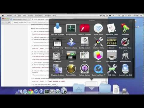 How to Detect the Flashback Trojan on Your Mac