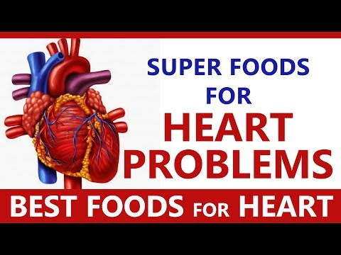 Reduce Heart Problems by Eating Super Foods - Best Foods To Avoid For Heart Disease
