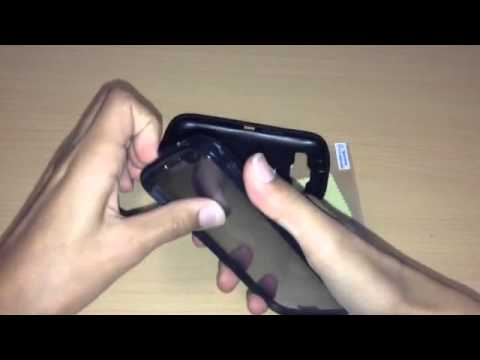 How To Take Off Otterbox Defender for Galaxy S3