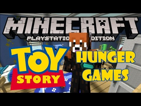 Minecraft PS3 - Hunger Games [71] - Toy Story