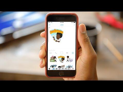 Bitmoji on Snapchat!