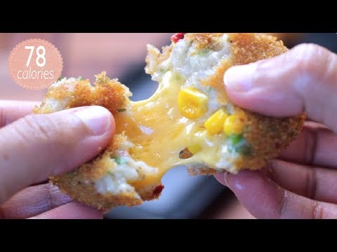 CHEESE BOMBS | Cheese Nuggets | Recipe