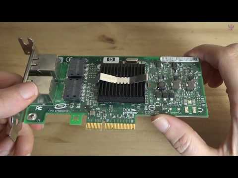 (Intel Ethernet) HP NC360T Intel NIC heres why i use these cards.