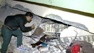Devastating earthquake strikes Iran-Iraq border
