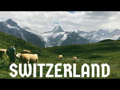 VEGAN AROUND THE WORLD: SWITZERLAND 🇨🇭 PT.1 | THE RAW BOY TRAVELS