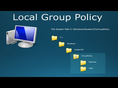 70-410 Objective 6.1 - Local Group Policy on Windows Server 2012 R2