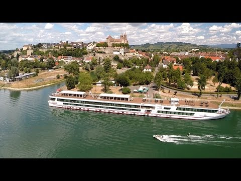 Rhine River Cruise - Breisach, Black Forest and Kehl Germany