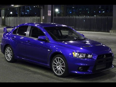 EVO X tried to learn how to drive a manual(stick)