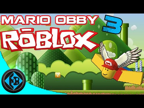 Roblox - Obby Time - Mario! [3]