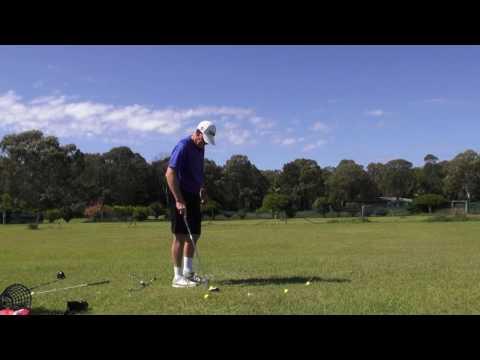 Dominant Side Golf Swing no 2