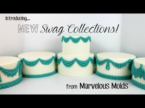 Marvelous Molds New Swag Collections!!