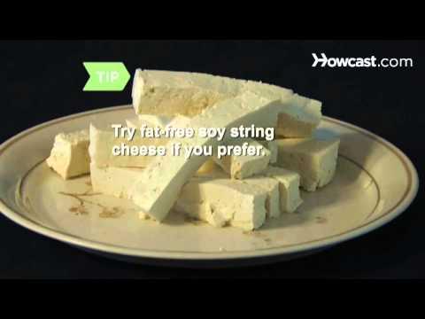 How to Make Low-Fat Mozzarella Sticks