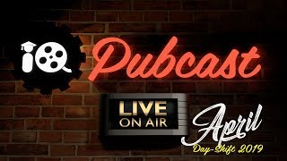 Pubcast! April Day Shift - Outta Sync, New Videos!