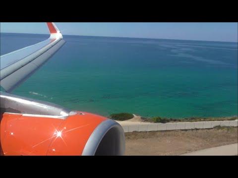 EasyJet Airbus A320-214   London Gatwick to Kefalonia *Full Flight*