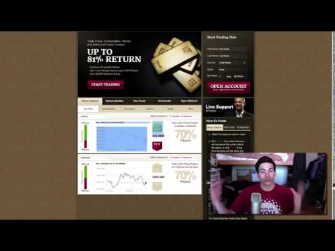 HOW TO MAKE EASY MONEY - Binary Options Trading Working Strategy