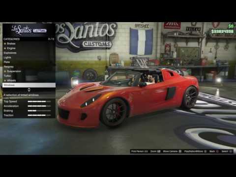 GTA 5 DLC Vehicle Customization (Rocket Voltic) (Special Vehicle)