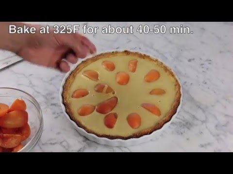How to Make an Apricot, Almond and Brown Butter Tart
