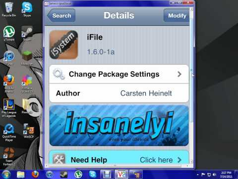 How to Get iFile Free on iPhone/iPod Touch