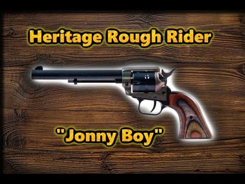 REVIEW:  Heritage Rough Rider