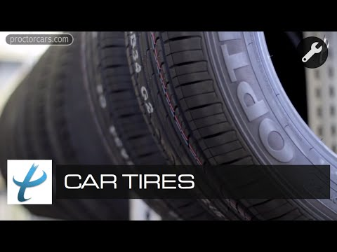 Car Tires - Speed Ratings, Tread Depth, Weight Capacity, and Replacement