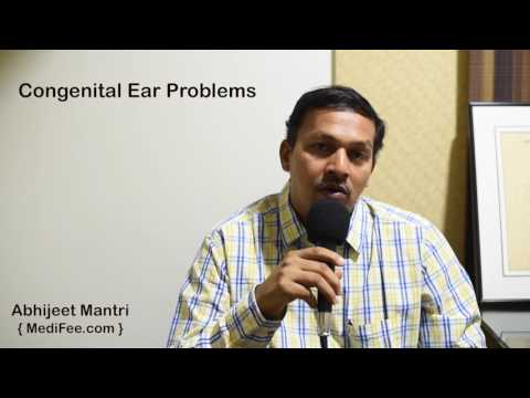 Types of Congenital Ear Problems - Treatment and Cost in India